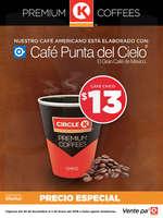 Ofertas de Circle K, Promociones Mex y Obregón