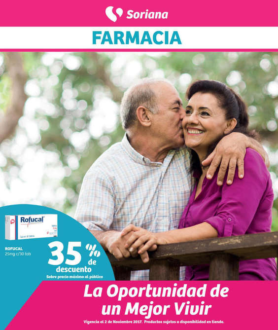 Ofertas de Soriana Súper, Soriana Súper Farmacia