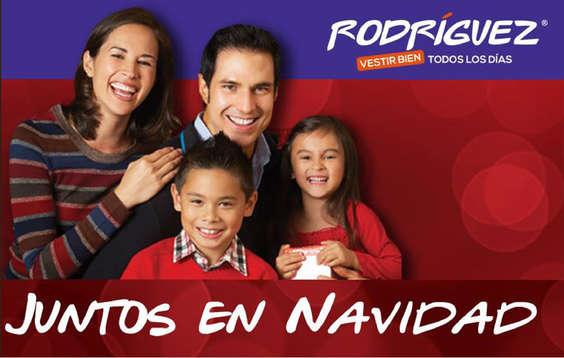Ofertas de ALMACENES RODRÍGUEZ, Juntos en Navidad