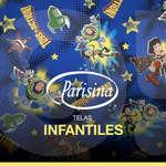 Ofertas de Parisina, Telas Infantiles