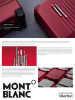 Ofertas de Mont Blanc, Escriba con red
