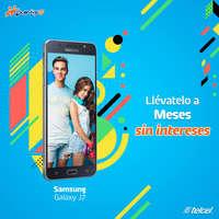 Samsung Galaxy J7 a meses sin intereses