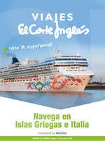 Ofertas de Viajes El Corte Inglés, Crucero