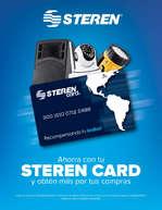 Ofertas de Steren, Catálogo Steren 2019