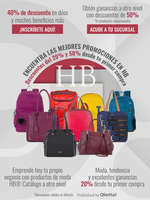 Ofertas de HB® Catálogo A Otro Nivel, Encuentra Las Mejores Promociones en HB