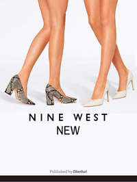 Nine West new