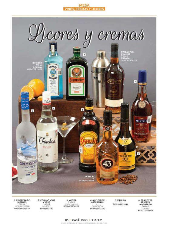 Ofertas de City Club, Catálogo Navideño