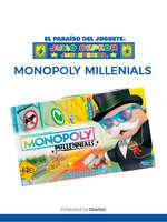 Ofertas de JULIO CEPEDA JUGUETERÍAS, Monopoly millenials