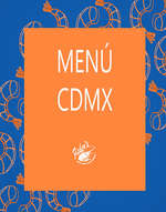 Ofertas de Fisher's, Menú CDMX