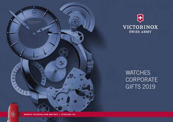 Ofertas de Victorinox, Relojes 2019