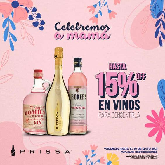 Ofertas de Prissa, ¡Es momento de festejar a mamá!