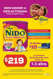 Promo kinder + nido
