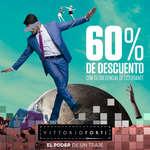 Ofertas de Vittorio Forti, 60% de descuento