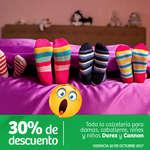 Ofertas de Soriana Híper, 30% de descuento en toda la calcetería