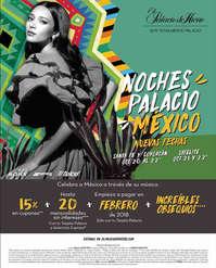 Noches Palacio México