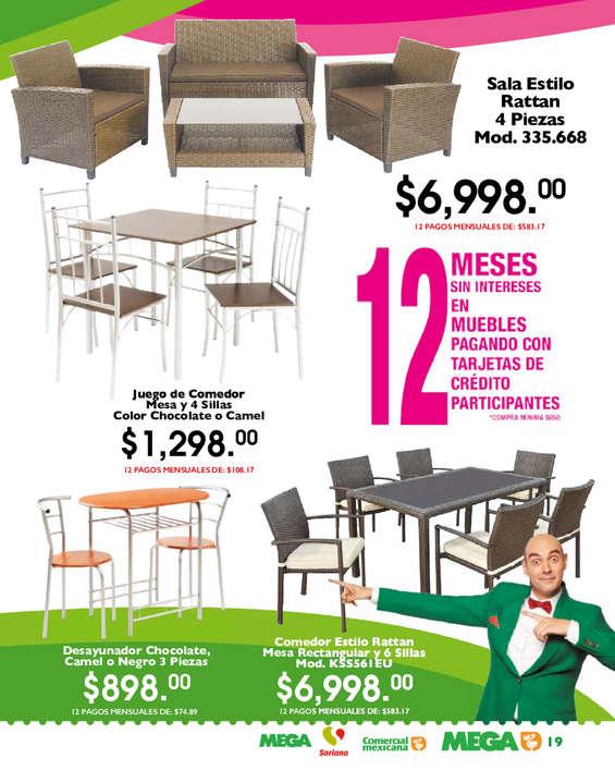 Conjunto mesa y sof jard n en ciudad de m xico for Ofertas conjuntos de jardin