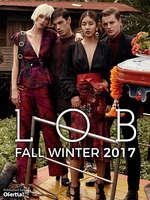Ofertas de LOB, Otoño Invierno 2017