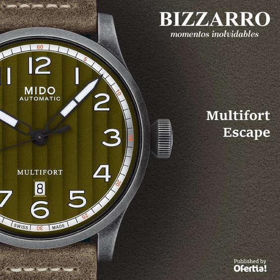 Ofertas de JOYERÍAS BIZZARRO, Multifort Escape