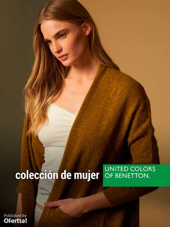 Ofertas de Benetton, Colección de mujer