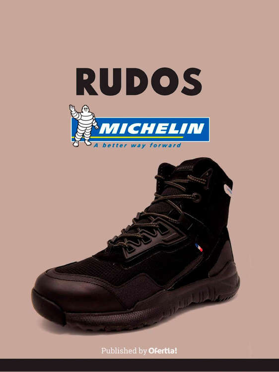 Ofertas de Rudos, Michelin