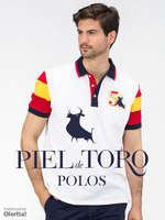 Ofertas de Piel de Toro, Polos de caballero
