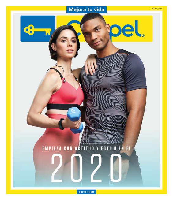 Ofertas de Coppel, Empieza con actitud y estilo en el 2020