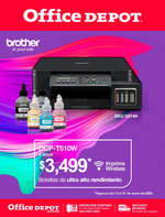 Ofertas de Office Depot, Brother at your side