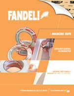 Ofertas de Fandeli, Catálogo Masking
