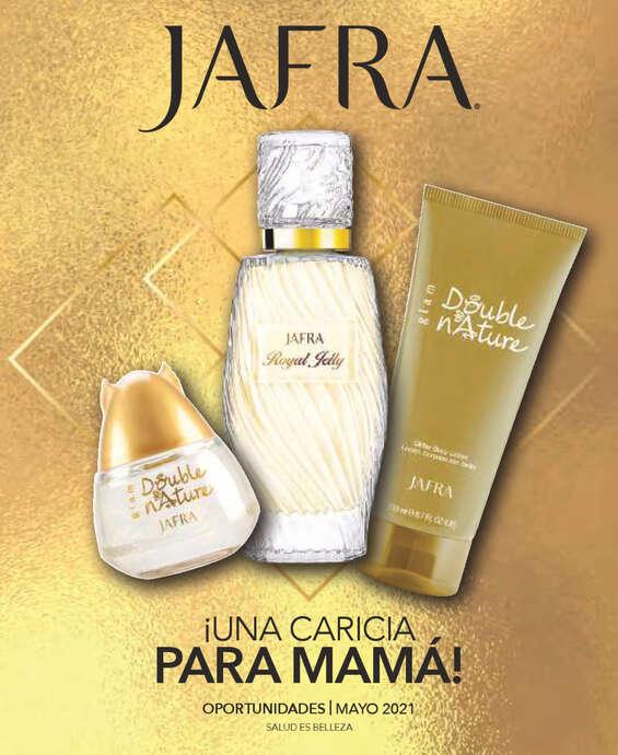 Ofertas de Jafra, Una caricia para mamá