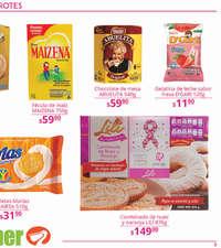 La Comer es la tienda rosa - Alto