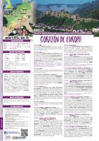 Ofertas de Europamundo, Circuitos Europeos Hasta 15 días