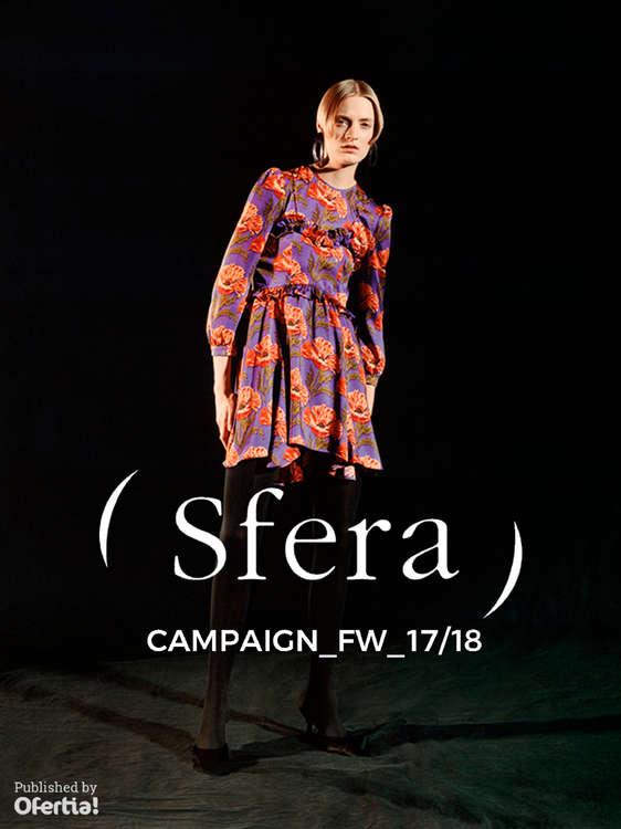 Ofertas de Bershka, Campaign FW 17/18