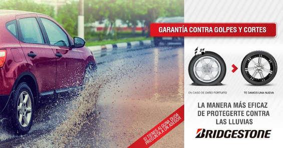 Ofertas de Bridgestone, Garantía