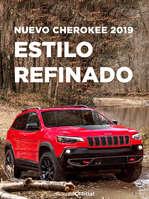 Ofertas de Jeep, Jeep Cherokee 2019
