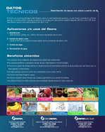 Ofertas de Infra, Desinfección de aguas con ozono a partir de O2