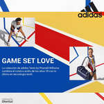 Ofertas de Adidas, Game Set Love