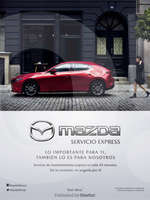 Ofertas de Mazda, Mazda Servicio Express