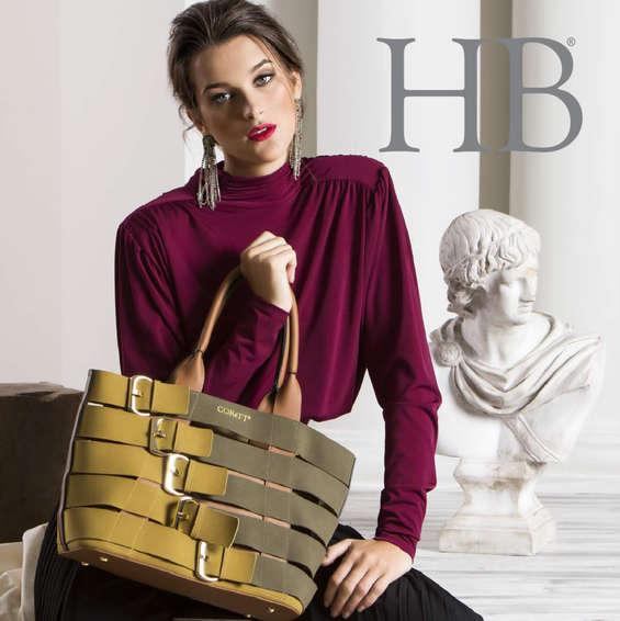Ofertas de HB® Catálogo A Otro Nivel, HB Handbags Dama Invierno