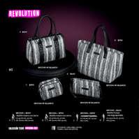 HB Handbags Dama Invierno