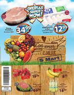 Ofertas de S-Mart, ¡Ofertas Súper Wow!- Díptico solidaridad