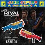 Ofertas de JULIO CEPEDA JUGUETERÍAS, Nerf Rival