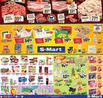 Ofertas de S-Mart, Feria de la Fruta y Verdura