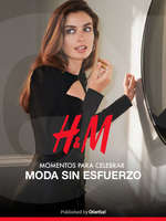 Ofertas de H&M, Moda sin esfuerzo