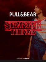 Ofertas de PULL & BEAR, Stranger Things