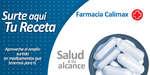 Ofertas de Calimax, Farmacia