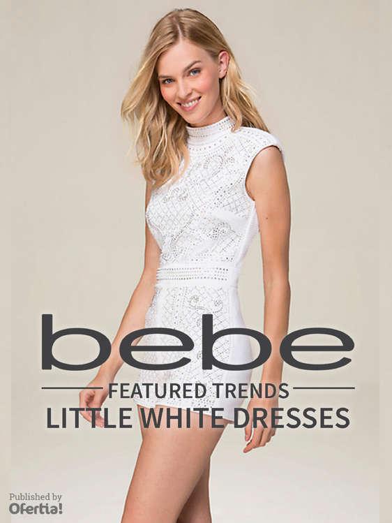 Ofertas de Bebe, Otoño Invierno Little White Dresses