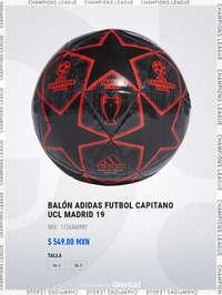 UEFA Champions League Official Matchball 2019