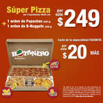 Ofertas de Benedettis, Súper pizza