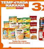 Ofertas de La Comer, Temporada Naranja