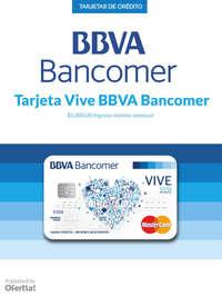Tarjeta Vive BBVA Bancomer